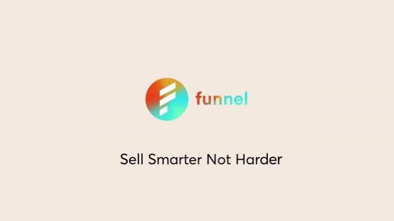 FunnelCRM, logiciel CRM