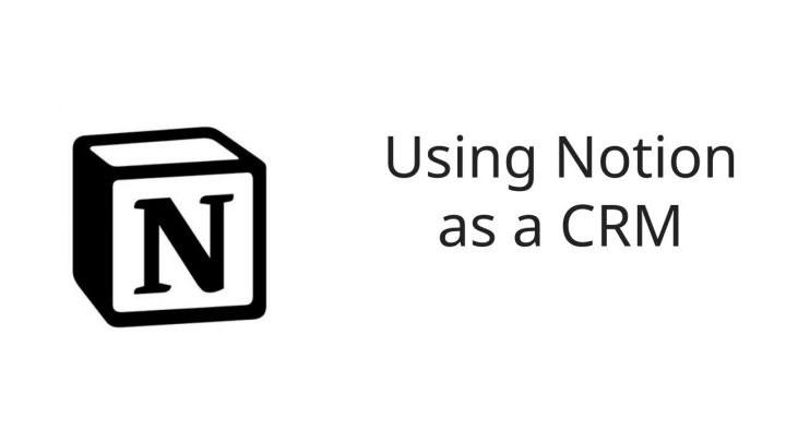 NotionCRM, logiciel CRM