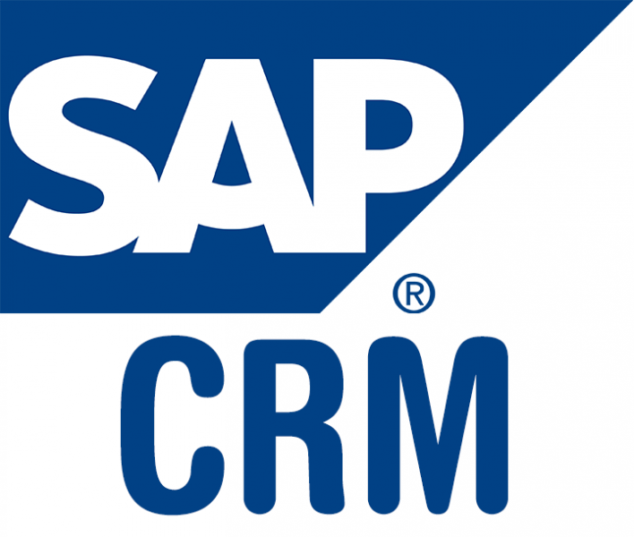 SAP CRM, logiciel CRM