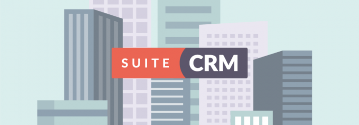 SuiteCRM, logiciel CRM